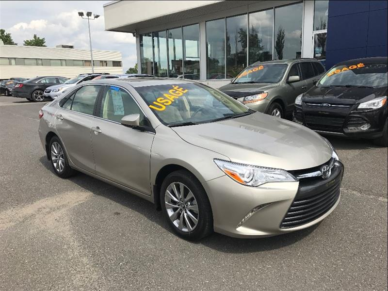 Toyota Camry 2017 XLE #H0851A