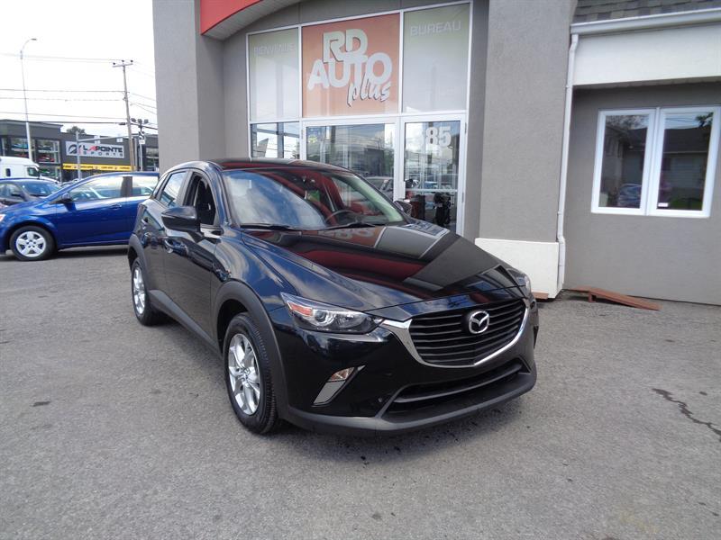 Mazda CX-3 2016 4dr GS #9067