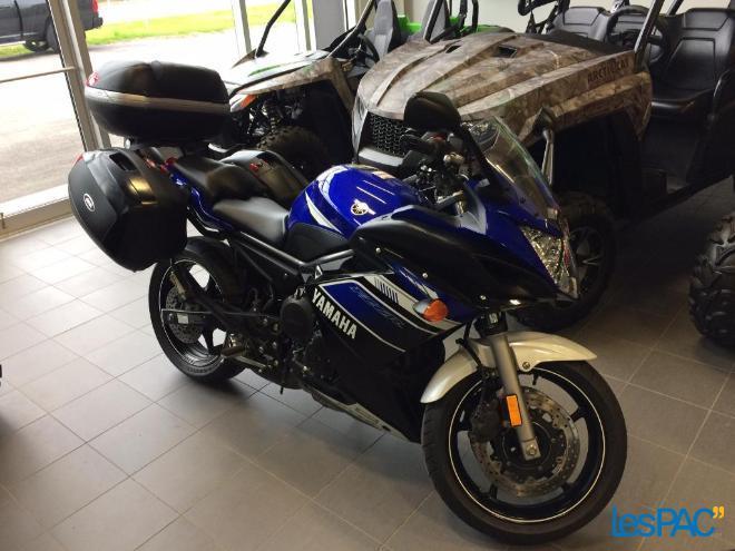 Yamaha FZ6 2013