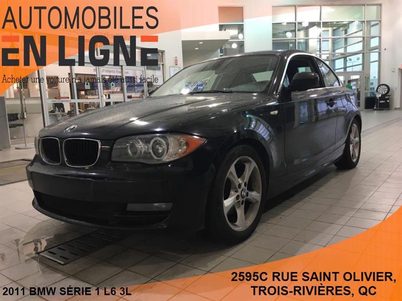 BMW 1 Series 2011 128I CUIR+MAGS+BLUETOOTH #11178467