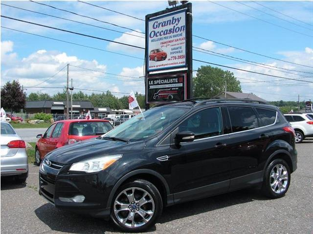 Ford Escape 2013 SEL AWD BLUETOOTH NAVIGATION TOIT PANORAMIQUE #P1108