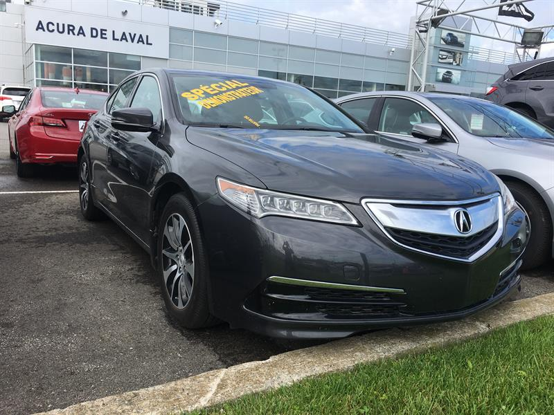 Acura TLX 2016 4CYL. TECH*GPS*CAMERA #164490
