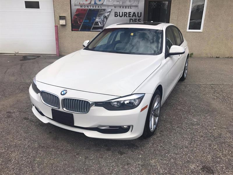 BMW 3 Series 2013  320i xDrive  #5917