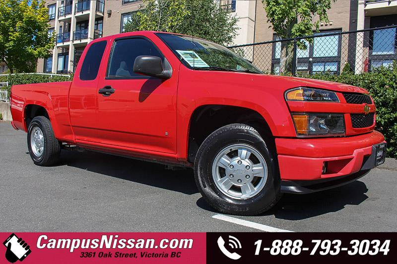 2007 Chevrolet Colorado LT Ext Cab 2WD #7-W515A