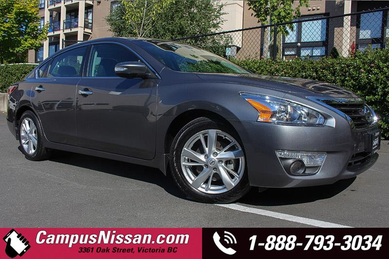 2015 Nissan Altima SL Tech Package - BackUp Cam + Leather #A7043