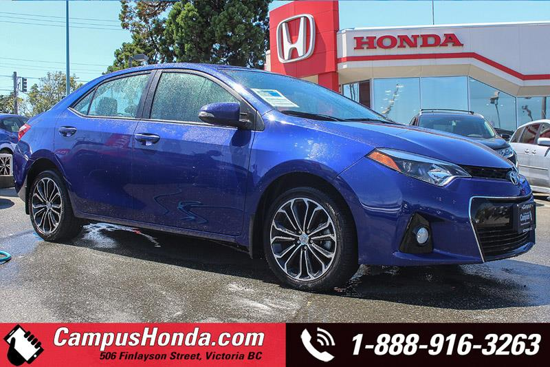 2016 Toyota Corolla S Technology Upgrade #18-0005A