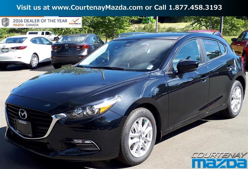 2018 Mazda 3 Sport GS #18MZ35512