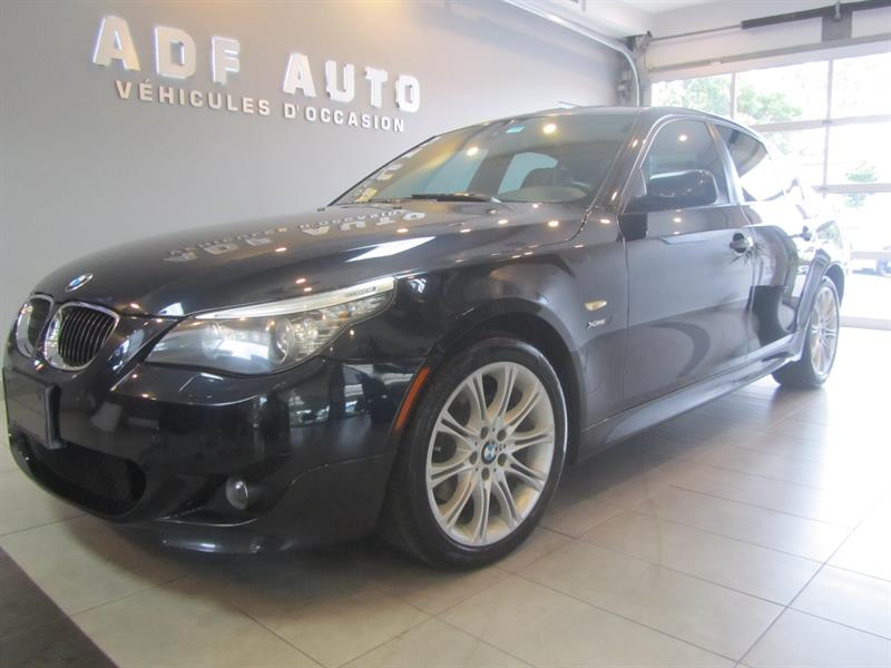 BMW 5 Series 2010 535i xDrive  / Msport package / NAVIGATION #4184A