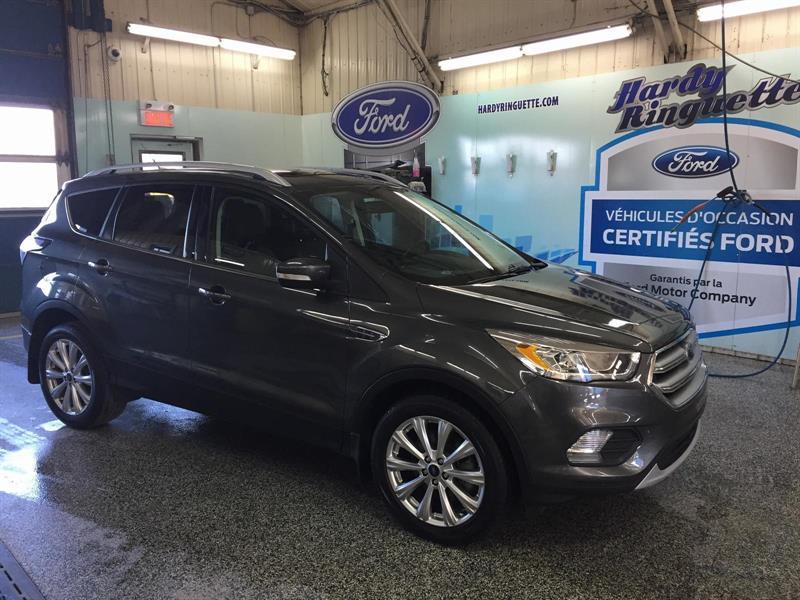 Ford Escape 2017 Titanium 4WD #31397A