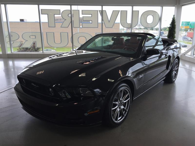 Ford Mustang Convertible 2014 GT #C140