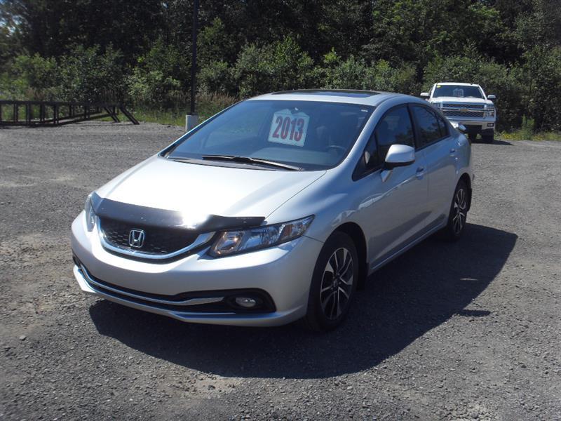 Honda Civic Sdn 2013 4dr Man EX #H7629A