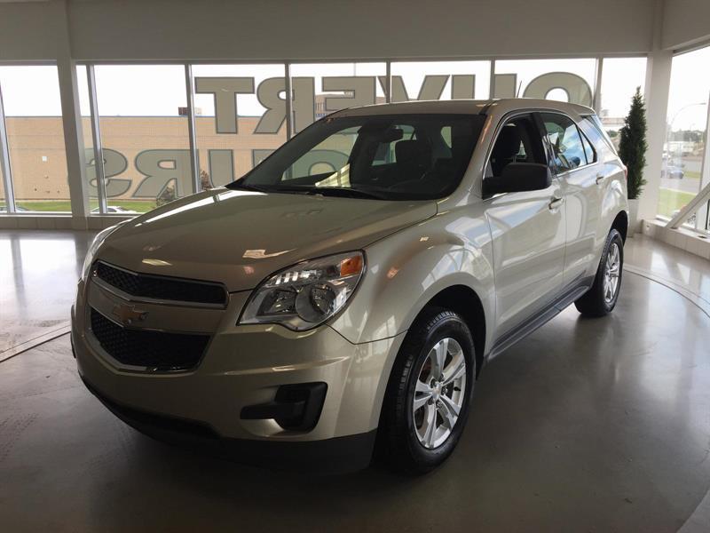 Chevrolet Equinox 2014 LS AWD #U3154