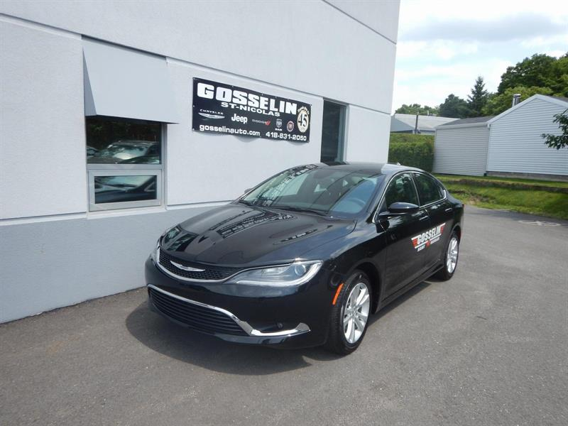 Chrysler 200 2016 Limited #C0150