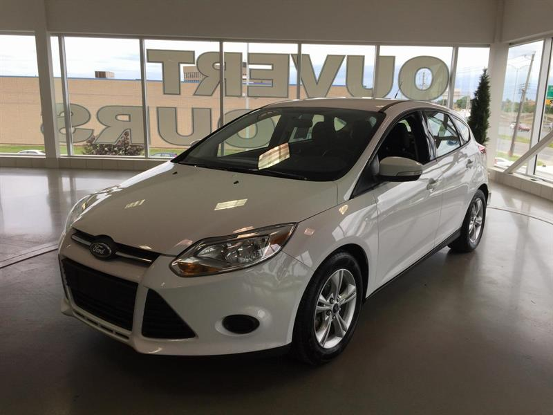 Ford Focus Hatchback 2014 SE #S6732A