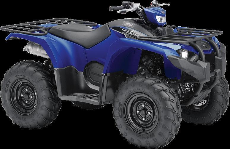 Yamaha KODIAK 450 DAE 2018