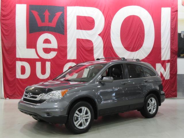 Honda CR-V 2011 4WD EX-L CUIR TOIT OUVRANT #A6308