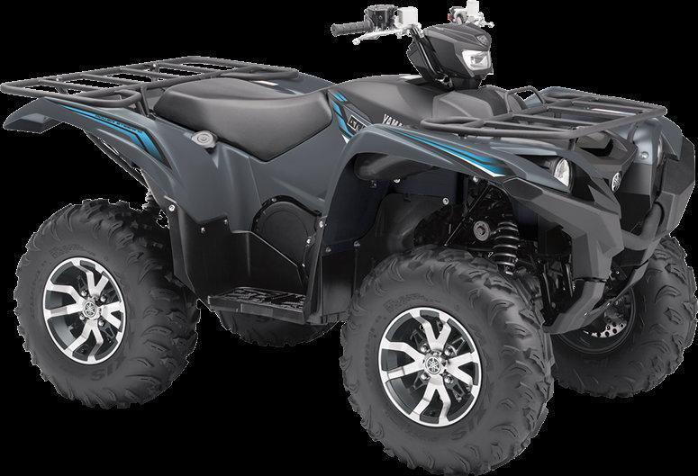 Yamaha GRIZZLY 700 DAE SE 2018