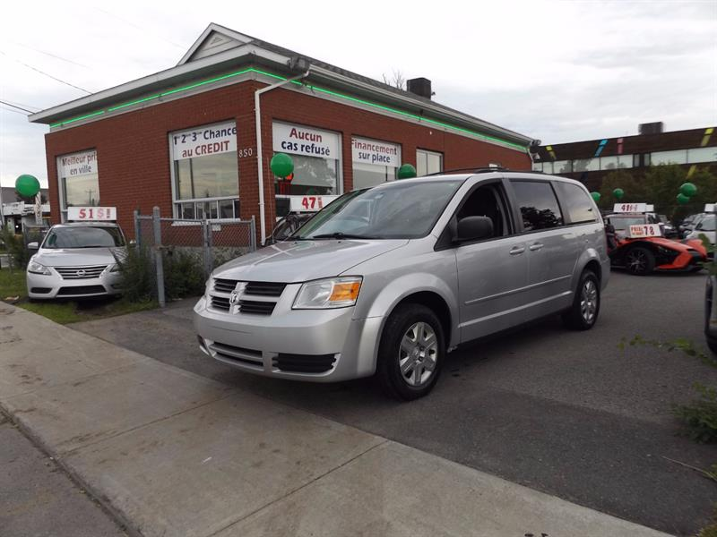 Dodge Grand Caravan 2010 4dr Wgn #1754-06
