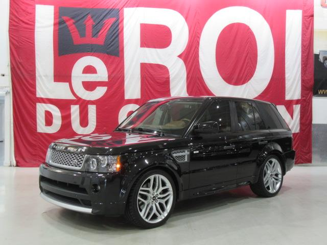 Land Rover Range Rover Sport 2010 AUTOBIOGRAPHY S/C #A5666-1