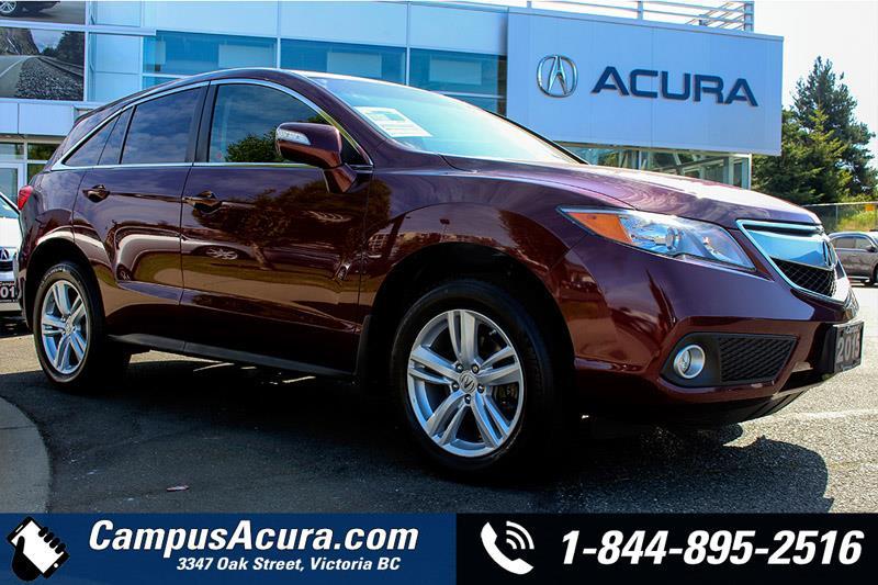 2015 Acura RDX AWD 4dr Tech Pkg #AC0703