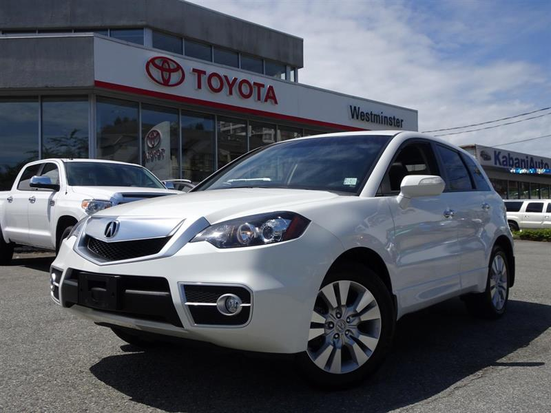 2012 Acura RDX Technology Package #SE17789A
