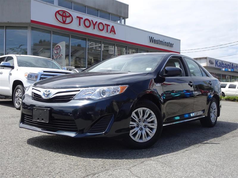 2012 Toyota Camry Hybrid LE #PC16313A