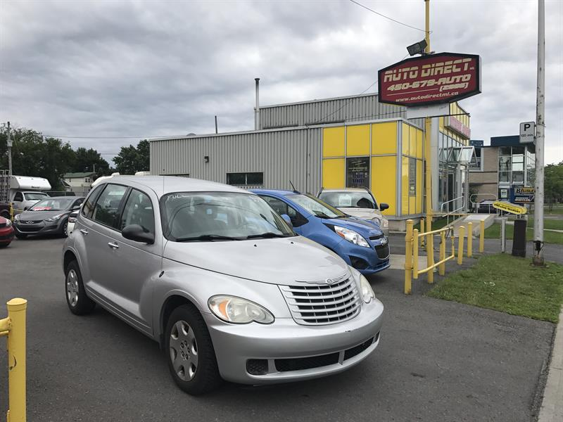 Chrysler PT Cruiser 2009 4dr Wgn LX #605480
