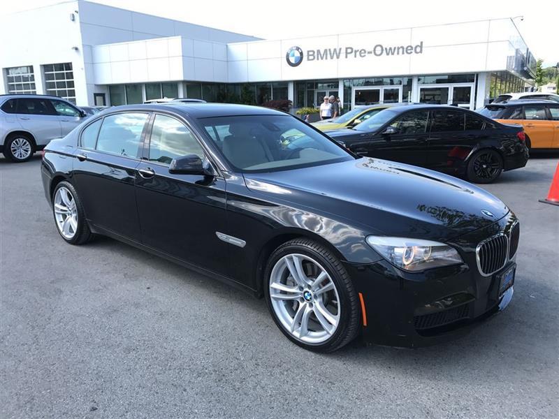 2012 BMW 7 Series 750Li xDrive #BP460320