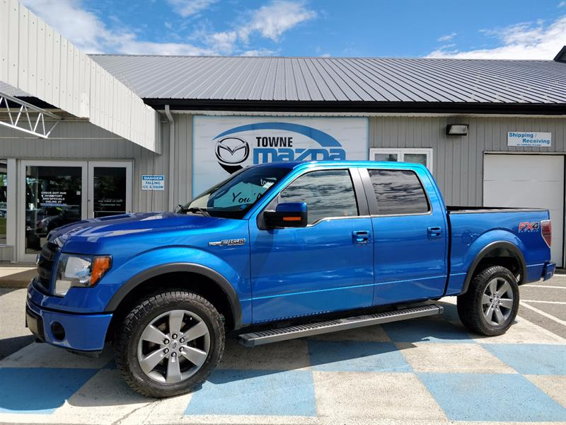 2014 Ford F-150 4WD SuperCrew #MM742