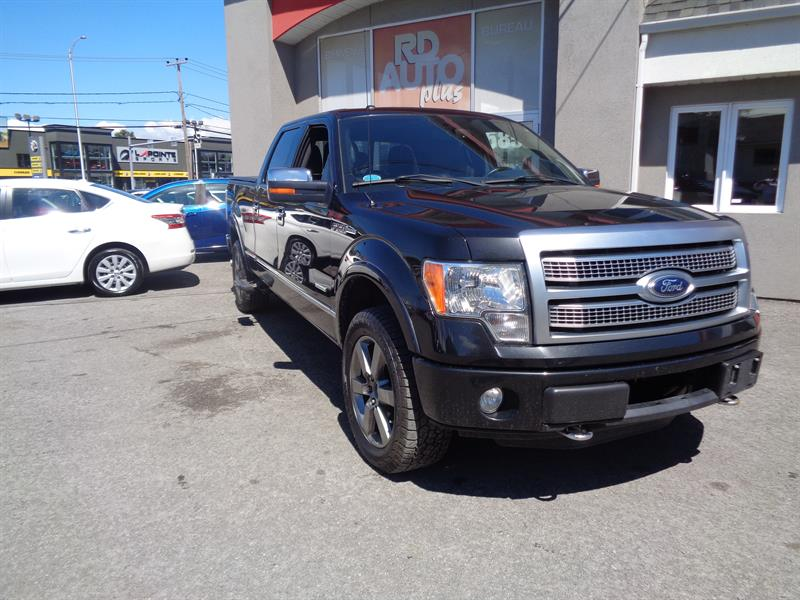 Ford F-150 2012 4WD SuperCrew 4X4 #9071