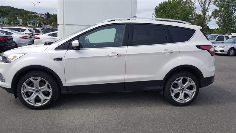 Ford Escape 2017 4WD 4dr Titanium #317110