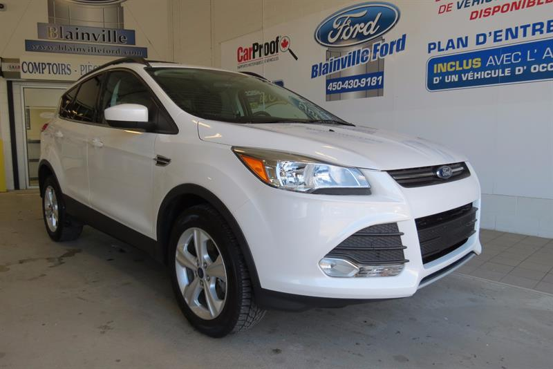 Ford Escape 2015 SE AWD ECOBOOST #217128
