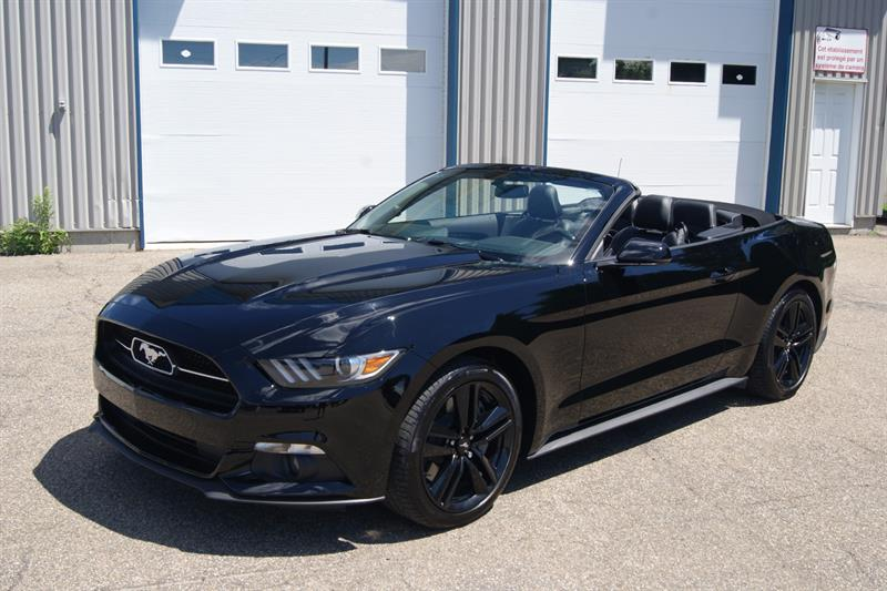 Ford Mustang 2015 EcoBoost Premium #Accomodation (MB)