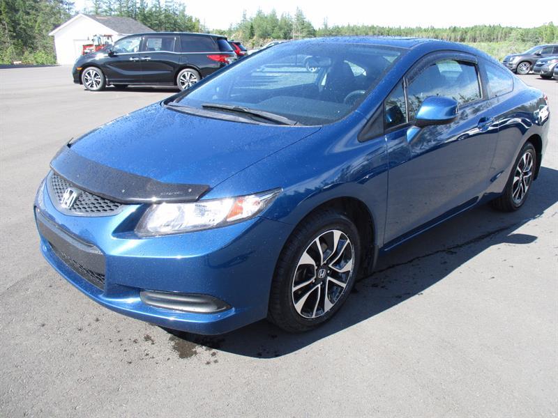 2013 Honda Civic Cpe 2dr Auto EX #H16122A