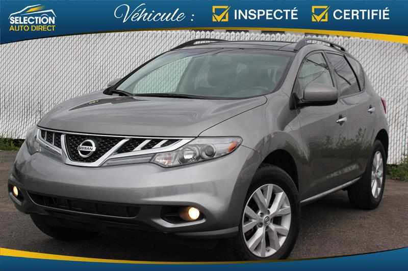 Nissan Murano 2012 AWD 4dr #S227487