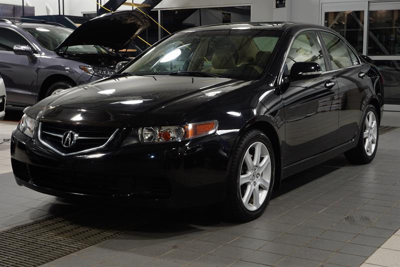 Acura TSX 2004 4dr Sport Sdn Auto #177499B