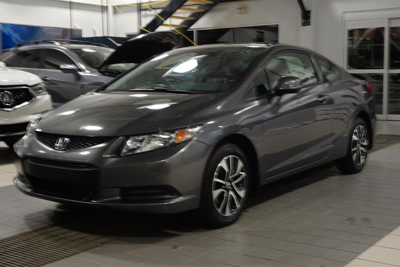 Honda Civic Cpe 2013 LX 2 Porte Automatique #17176A