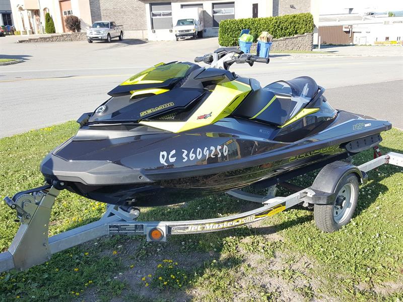 Sea-doo BOMBARDIER RXP-X 260 2012