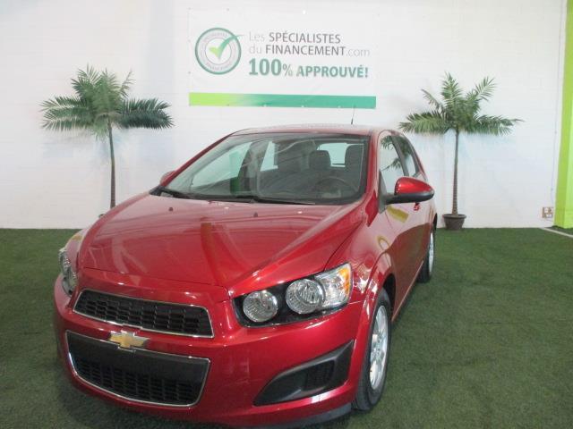Chevrolet Sonic 2012 5dr HB LS #1776-06