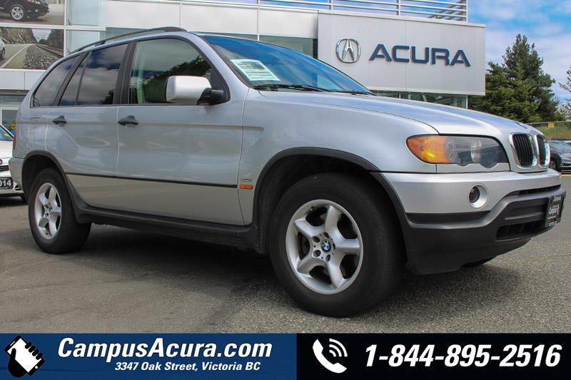 2002 BMW X5 Series X5 4dr AWD 3.0i #17-6291A