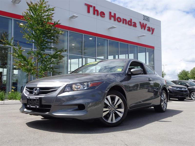 2012 Honda Accord Coupe EX-L with NAVI #17-796A