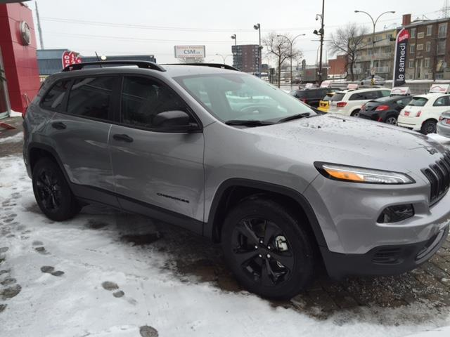 Jeep Cherokee 2017 4WD 4dr Altitude #Z17342
