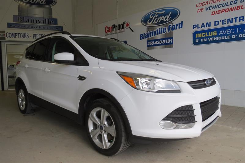 Ford Escape 2015 SE AWD ECOBOOST #217104