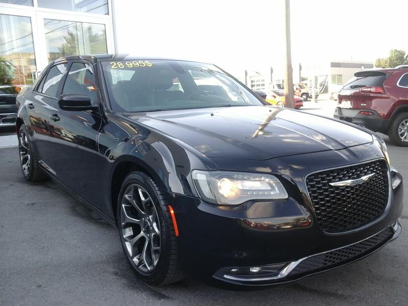 Chrysler 300 2016 S (cuir, toit pano beats audio,navi gps) #03913
