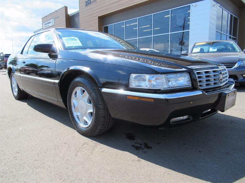 2000 Cadillac Eldorado 2dr Cpe ESC #U341