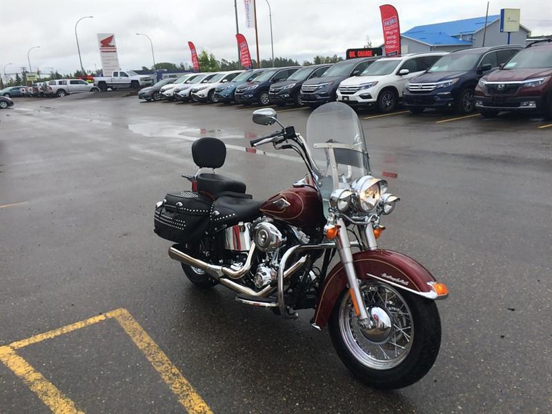 2009 Harley Davidson Heritage Softail