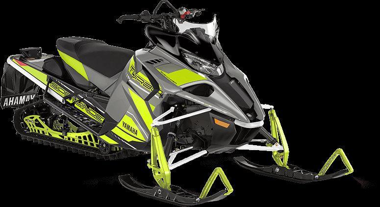 Yamaha SIDEWINDER XTX SE 141 2018