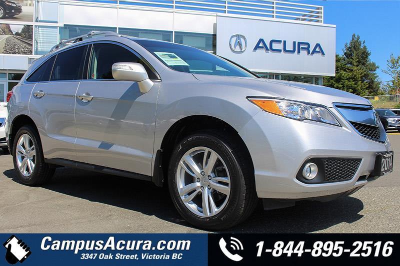 2014 Acura RDX AWD 4dr #17-6299A