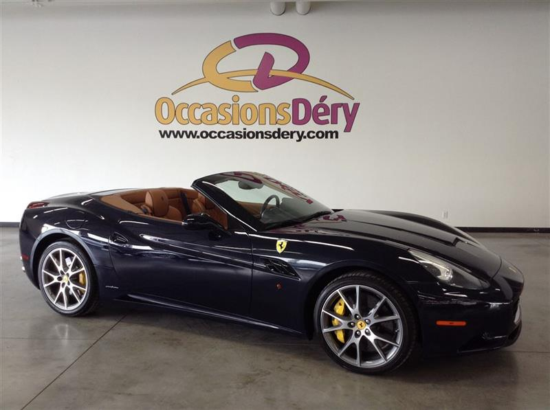 Ferrari California 2014 END OF SEASON PRICE EXTENDED WARRANTY AND SERVICE #A5006