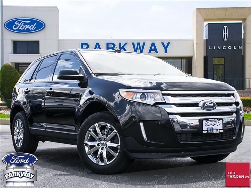 2014 Ford EDGE SEL AWD| LEATHER| SUNROOF| GPS| BLUETOOTH #P9748